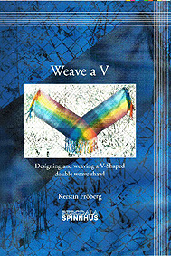 Weave a V - book about how